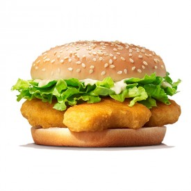 """Детский Бургер из Курицы """"Chiken"""" - 180 гр"""