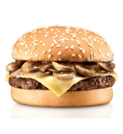 "Бургер с Шампиньонами ""Prospector"" - 350 гр."
