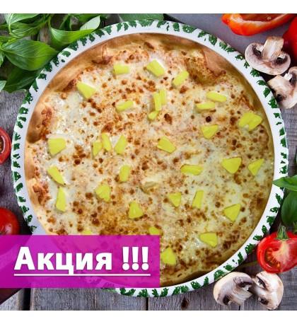 """Пицца """"с Ананасами"""" 38cм. (Акция)"""