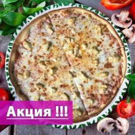 """Пицца """"с Курицей"""" 38cм. (Акция)"""
