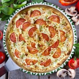"""Пицца """"Альфредо"""" 28cм."""