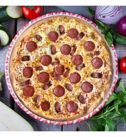 """Пицца """"Бостон Салями"""" 28cм."""