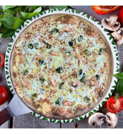 "Пицца ""Дары моря"" 28cм."