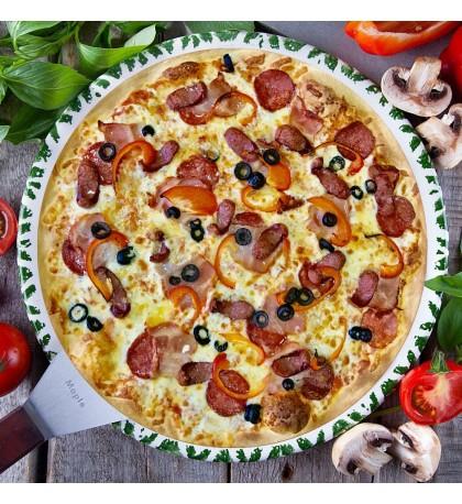 """Пицца """"Деревенская"""" 28cм."""