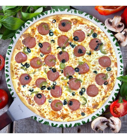 "Пицца ""Дьябло"" 28cм."