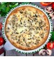 "Пицца ""Овощи с Грибами""  28cм."