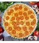 """Пицца """"Острая с перцем мини Пепперони"""" 28cм."""