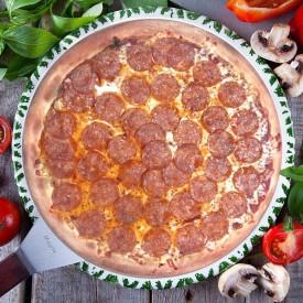 """Пицца """"Пепперони Максимум"""" 28cм."""