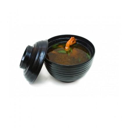 """Мисо суп """"Суимоно с лапшой и креветкой"""""""