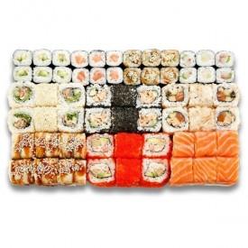 """Суши сет """"Самурай"""" - 60 шт."""